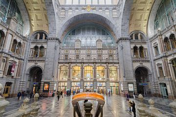 Stationshal Antwerpen Centraal