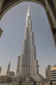 Burj Khalifa von Pieter van der Zweep