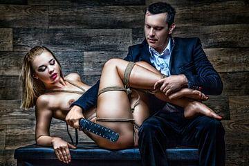 BDSM Couple Submission von Rod Meier