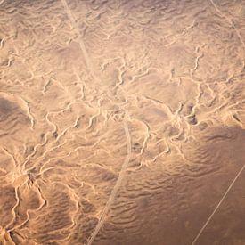 Afrika Sahara Wüste von Inge van den Brande