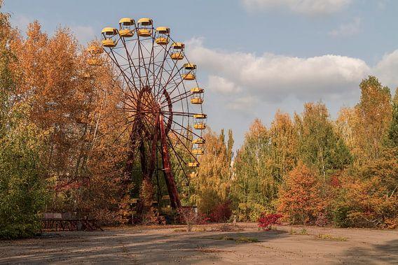 The wheel van Truus Nijland