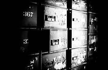 Verlassenes Bankgewölbe - Niederlande von Marcel Kerdijk