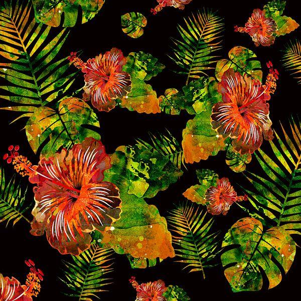 Hawaii nr. 1 van Andreas Wemmje