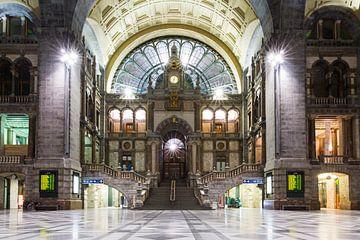 Station van Antwerpen  sur Dexter Reijsmeijer