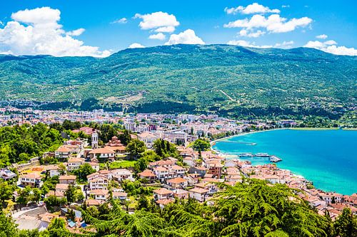 Ohrid van