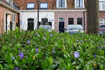 Blockhaus in Harderwijk (Frühling) von Gerard de Zwaan