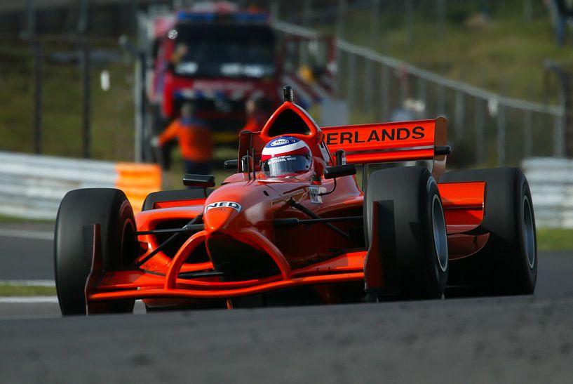 Raceauto A1GP op Zandvoort von Michel Postma