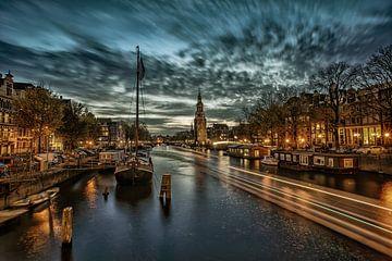 Amsterdam Oudeschans  van Angel Flores