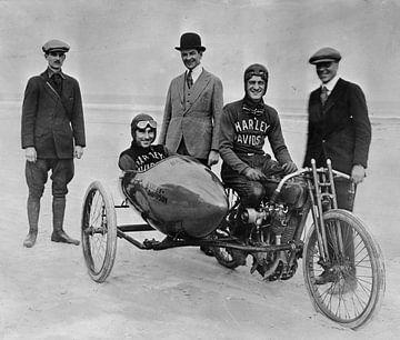 world record1920 Harley Davidson van harley davidson