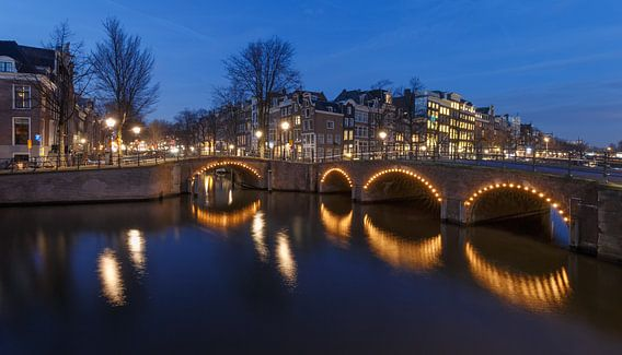 Amsterdam Keizersgracht van Menno Schaefer