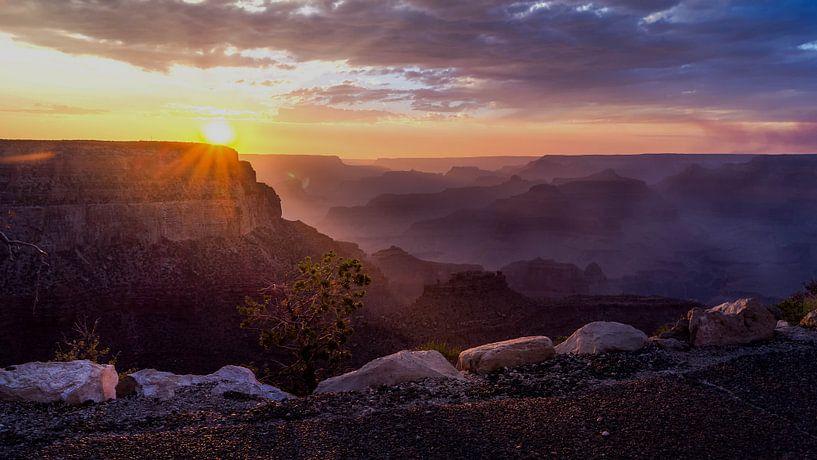 Grand Canyon all the way van Ruben Van der Sanden