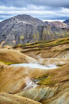 IJsland van Sjoerd van der Wal