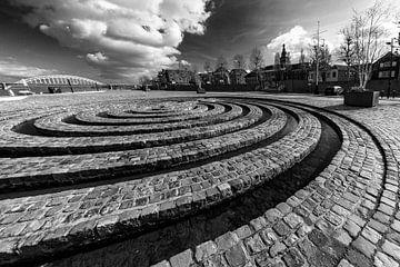 Nijmeegs labyrinth van Maerten Prins