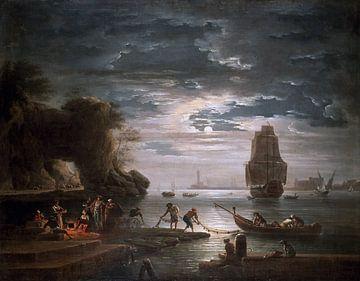 Die Nacht, Claude-Joseph Vernet