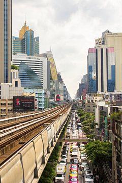 Kleurrijk Bangkok van Marlin van der Veen