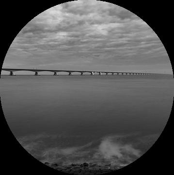 Zeelandbrug - 4 van Nuance Beeld