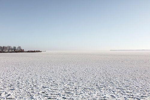 Uitzicht over Gouwzee