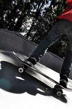 Skating sur Arend Maatkamp