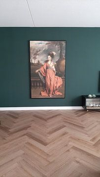 Kundenfoto: Jane Fleming, later Countess of Harrington, Sir Joshua Reynolds