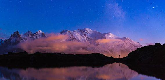 Mont Blanc Twilight Zone