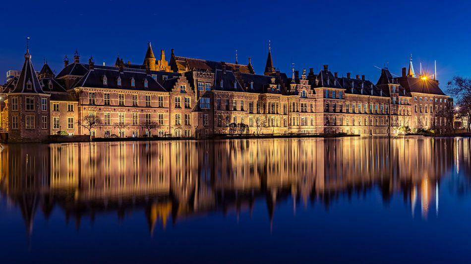 Het Binnenhof @ night