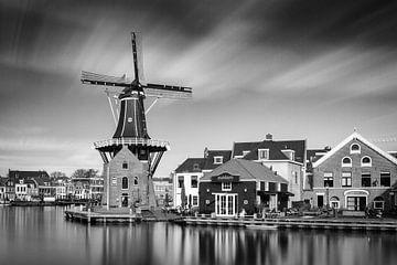 De Adriaan Molen in Haarlem van Marjolein Versluis