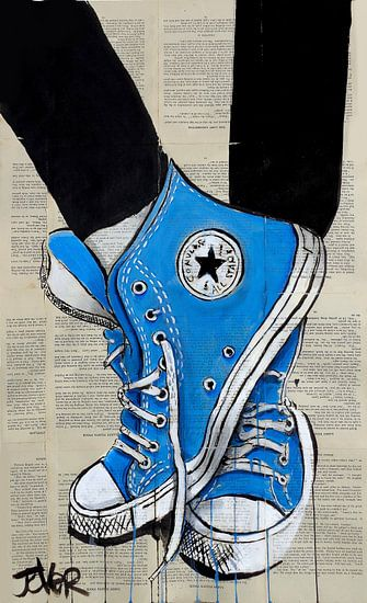 THE BLUES van LOUI JOVER