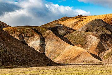 Landmannalaugar auf Island von Thomas Heitz