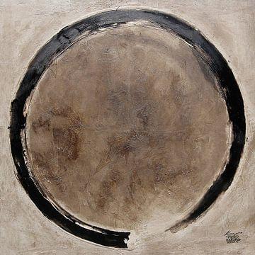 Cirkel (gezien bij vtwonen) van Pieter Hogenbirk