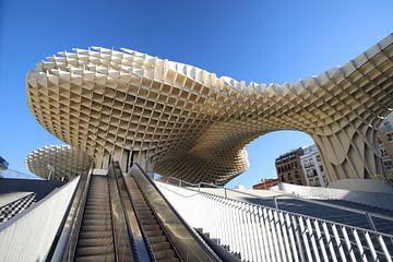 Sonnenschirm Sevilla von EFFEKTPHOTOGRAPHY.nl