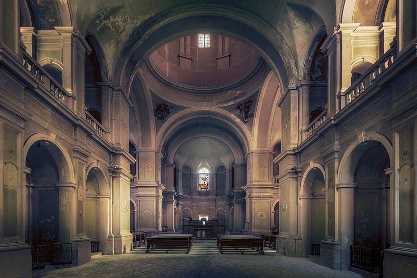 Verlassene und baufällige Kapelle von Frans Nijland