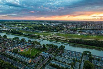 Dafne Schippersbrug, Utrecht von Stefan Wapstra