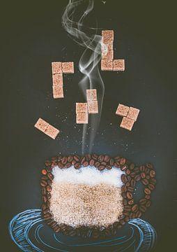 Koffie speel tijd van Photography by Naomi.K