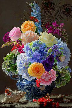 Blume von Willy Sengers