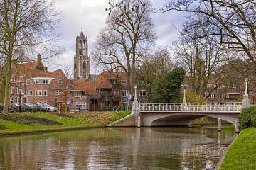 Maliebrug - Utrecht von Thomas van Galen