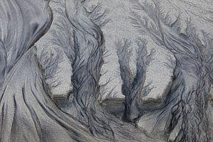 zandsculpturen, tekening