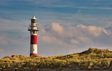 Vuurtoren Nieuwpoort von Wim van D