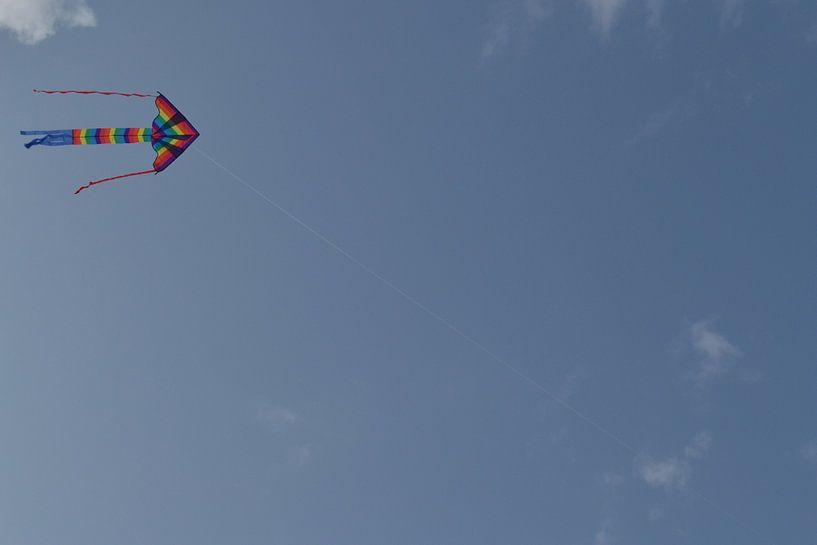 Vlieger van Sammie van der Hooft