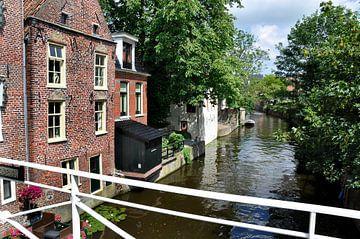 Centrum Appingedam - Damsterdiep van Pim Feijen