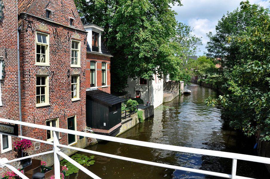Centrum Appingedam - Damsterdiep