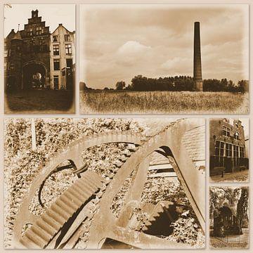 Kulturerbe Nijmegen von Erik Reijnders