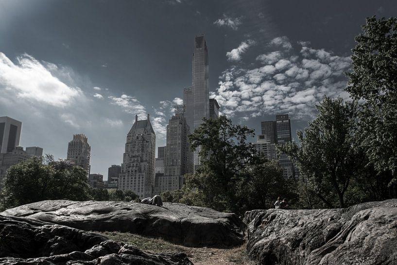 Central Park   New York van Kurt Krause