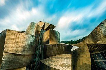 Guggenheim museum Bilbao von Maerten Prins