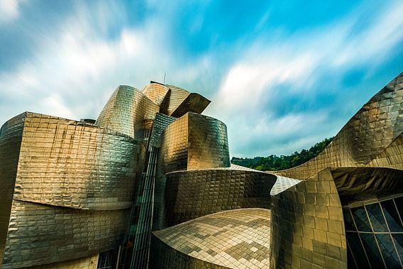 Guggenheim museum Bilbao van Maerten Prins