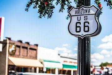 U.S. Route 66 van Eric van Nieuwland