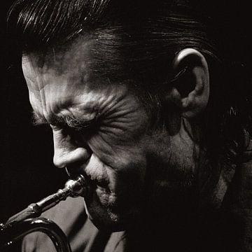 Chet Baker  #44 van Paolo Gant