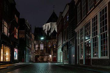 Groot Kerksbuurt Dordrecht van Jaco Verheul