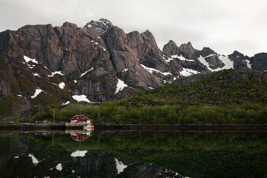 Lofoten Reflection