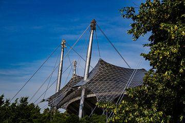 Olympiastadion München von Danny Verhalle