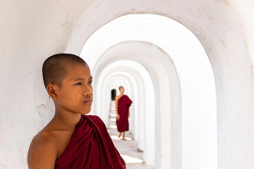 monniken van Antwan Janssen